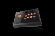 Nuevo mando arcade Krom Kumite, sabor a recreativa