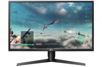 Presentado el LG 27GK750F-B, monitor de 27 pulgadas AMD FreeSync