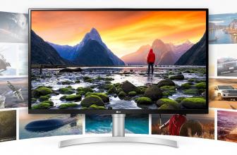 LG 32UN650-W, monitor 4k todoterreno para trabajar y jugar
