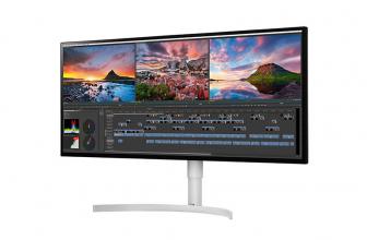 LG: nuevos monitores 4K y 5K, con tecnología Nano IPS y DisplayHDR 600