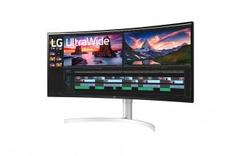 LG 38WN95C-W, gaming ultrapanorámico de alto refresco