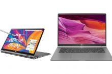 Los nuevos portátiles LG Gram son los más ligeros del mundo
