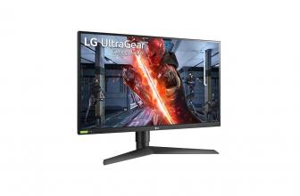 LG UltraGear 27GN750, nuevo monitor gaming de alta frecuencia