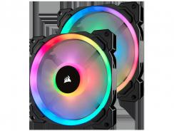 Dos nuevos ventiladores RGB de Corsair: LL120 y LL140