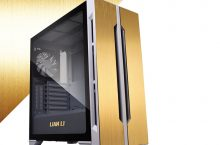 Lancool One Digital Champagne Limited Edition, una caja muy especial