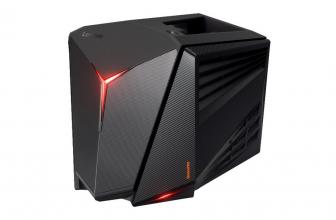 Lenovo IdeaCentre Y720 Cube, un PC como centro de juegos