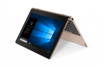 Lenovo IdeaPad D330, rendimiento de portátil y flexibilidad de tablet