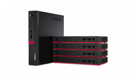 Lenovo ThinkCentre M90n-1, el rendimiento concentrado de un nano PC