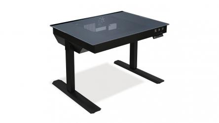 Lian-Li DK-04, mesa electrónica y chasis de PC todo en uno