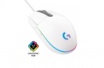 Logitech G203 Lightsync, un ratón gaming clásico y preciso