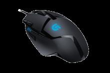 Logitech G402, la velocidad y furia del rayo en tus manos con este ratón