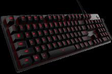 Logitech G413, un teclado profesional al servicio del jugador