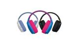 Logitech G435 Lightspeed, auriculares gaming inalámbricos muy coloridos