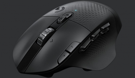 Logitech G604 Lightspeed, nuevo ratón para juegos MMO