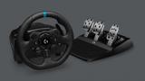 Logitech G923, la evolución de los volantes de simulación de carreras