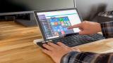 Logitech K780, teclado para escribir del pc a otros dispositivos.
