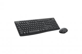 Logitech MK295, un buen combo de teclado y ratón inalámbricos