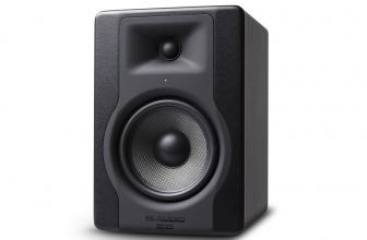 M-Audio BX5, la claridad y la precisión del sonido profesional
