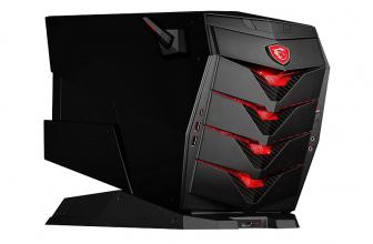 MSI Aegis 3 VR7RD-001EU, un PC con todo el poder del Gaming
