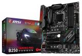 MSI B250 Gaming Pro Carbon, un circuito de carreras encerrado en la torre de tu PC