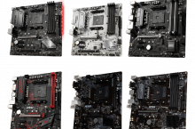 MSI B450M: comparativa de modelos, ¿cuál es el mejor para ti?
