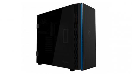 MSI Creator 400M, caja PC amplia y enfocada al silencio