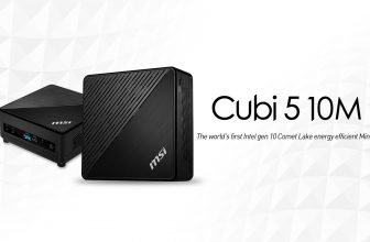 MSI Cubi 5 10M-033EU, un mini PC muy interesante