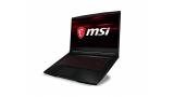 MSI GF63 Thin 10SCXR-405XES, delgado portátil gaming lleno de estilo