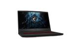 MSI GF65 Thin 10SDR-888ES, portátil gaming oscuro y luz LED roja