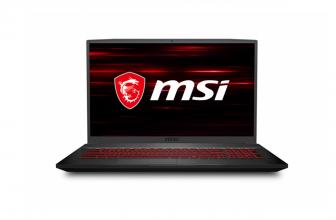 MSI GF75 Thin 10SER-427XES, el rendimiento hecho portable