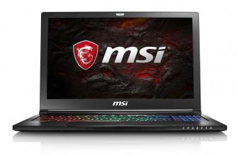 MSI GS63VR 7RF-432ES, un portátil para fanáticos del gaming