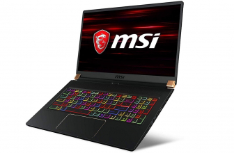 """MSI GS75 Stealth 10SE-816XES, regresa el """"Espíritu del Dragón"""""""