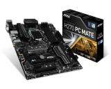 MSI H270 PC MATE, diseñada para satisfacer al profesional