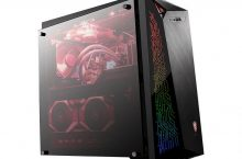MSI Infinite X 9SE-249EU, un PC Gaming de otra Galaxia