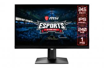 MSI MAG251RX, un nuevo y espectacular monitor gaming