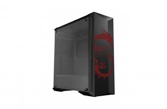 MSI MPG Gungnir 100D, carcasa para PC con diseño de dragón