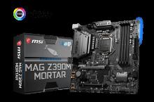 MSI Mag Z390M Mortar, para montar un compacto PC gaming