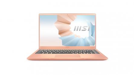 MSI Modern 14 B11SB-008ES, elegante ultrabook de 11ª generación Intel