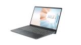 MSI Modern 14 B11SBU-602XES, portátil elegante y digno de la gama alta