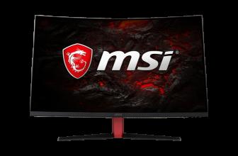 Llega el MSI Optix AG32C, un nuevo monitor gaming curvo
