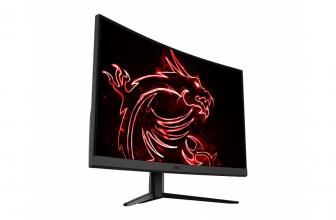 MSI Optix G32CQ4, un nuevo y gran monitor gaming para entusiastas