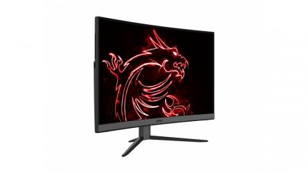 MSI Optix MAG272C, monitor curvo y muy gaming