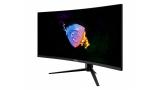 MSI Optix MAG342CQ, nuevo monitor gaming curvo ultrapanorámico