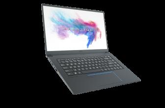 #CES2019: Se presenta el portátil MSI PS63 Modern