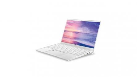 MSI Prestige 14 A10SC-048ES, buen portátil de color blanco