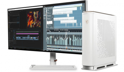 "MSI Prestige PS341WU, nuevo monitor de gama profesional de 34"""