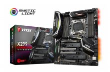 MSI X299 Gaming Pro Carbon, la placa base para entusiastas