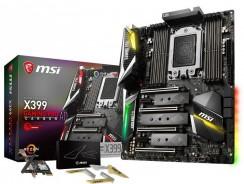 MSI X399 Gaming Pro Carbon AC, para el gaming extremo