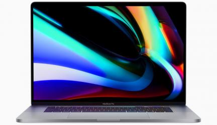 MacBook Pro de 16 pulgadas, el nuevo y más potente portátil de Apple