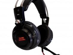 Mars Gaming MH316, unos auriculares baratos con sonido Surround 7.1